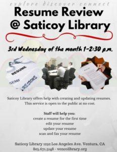 saticoy-resume-review
